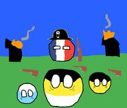 Battle of mormant