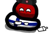 Finnish Socialist Workers' Republicball