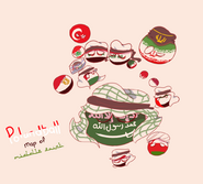 Middle East - Polandball Cup