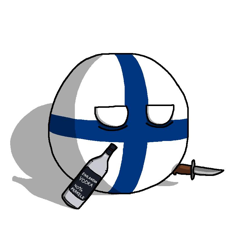 DR Finlandball