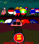 Attack on ASEAN