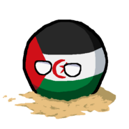 Western sahara (countryball catch 'em all)