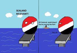 True sealand