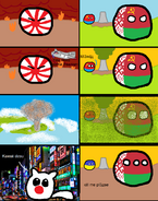 Japon versus Bielorrusia
