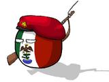 First Mexican Empireball