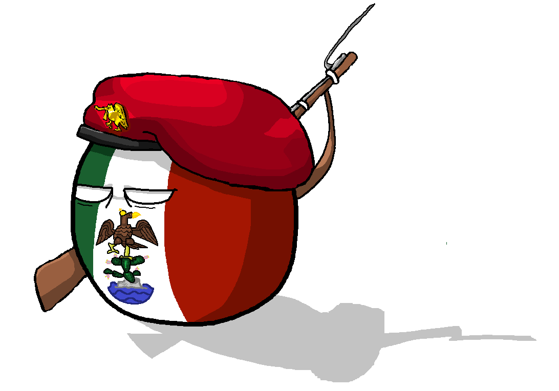 First Mexican Empireball