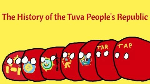 The History of the Tuvan People's Republic