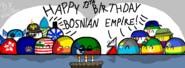 Late Bosnian Empire 13th Birthday Group Photo-BE