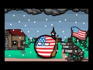 History of the United States of America - Countryball version -Finished 2015-