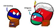 Guerra Armenia Azerbaiyán 1918