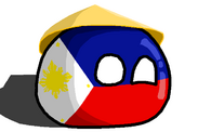 Philippines ball by Philamerica