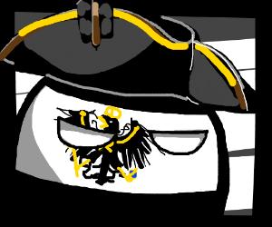 Kingdom of Prussiaball