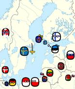 (4)Baltic sea