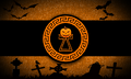 CTO Halloween flag