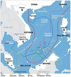The South China Sea Conflict