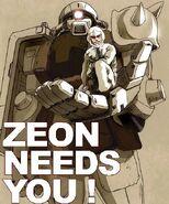 Zeon Needs You