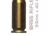 9.5 x 40mm experimental round
