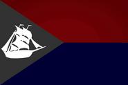 Black Skies Flag