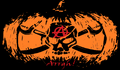 Arrgh halloween flag