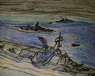Appell-class Battlecarrier Cruiser