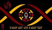 Rakatan Infinite Empire flag