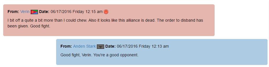ToG-LUN War