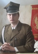 Brandon Mierzwa Uniform