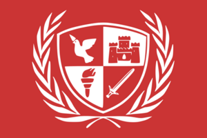 Green Protection Agency Flag Red.png