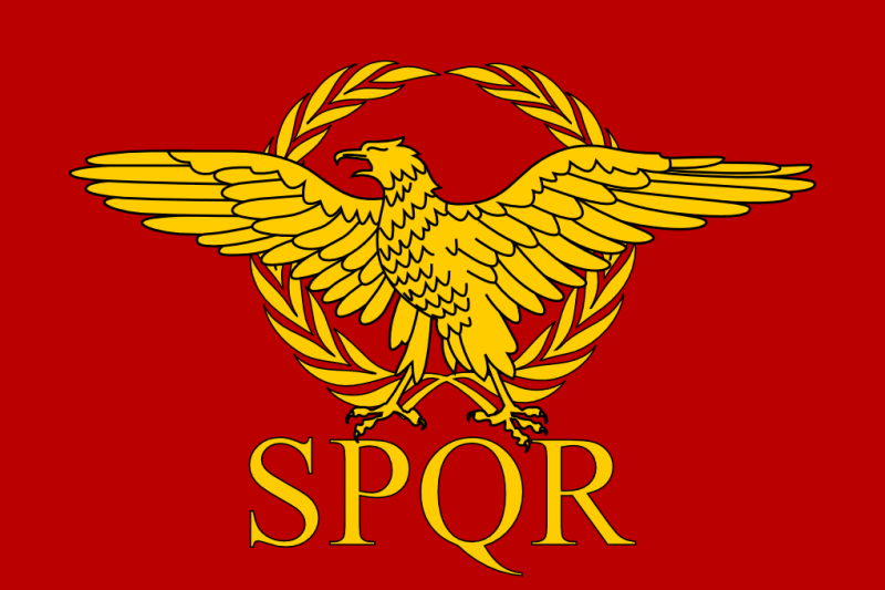 The Senate and People of Rome