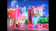Polly Pocket PollyWorld Dress N' Drive Longe Commercial (2006 15 Sec)