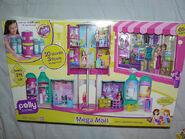 Polly Pocket Fab-Tastic Mega Mall