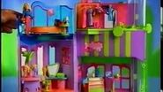 Polly Pocket Quik-Clik House Of Style Commercial with Belt Scarf Promotion (2005)