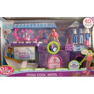 Polly Pocket Snow Cool Hotel