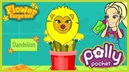 Polly Pocket Flower Surprises Gameplay