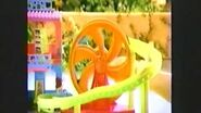2004 Polly Pocket Relaxin' Resort Rock N' Roller Coaster Hotel Commercial