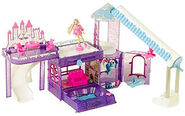 Polly Pocket Snow Cool Hotel Playset
