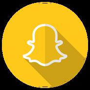2d2700cbc33a006fc7be45736cb80b07-snapchat-icon-logo-by-vexels