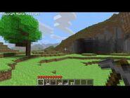 Przygody z Minecraft part 1 - Początki bywają..