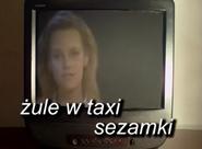 Żule w taxi