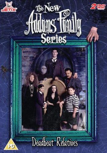 Nowa rodzina Addamsów