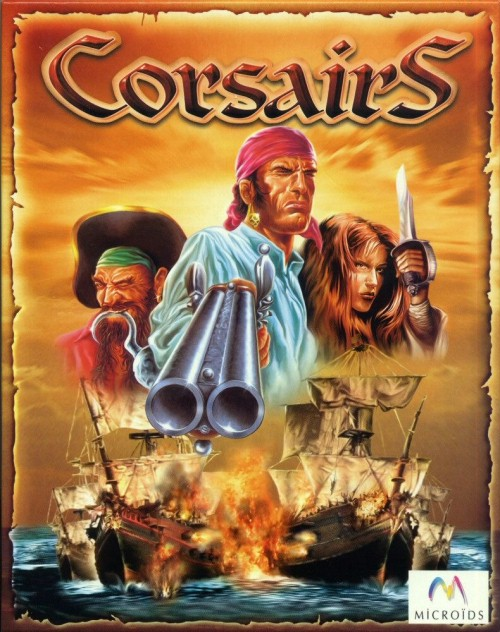 Corsairs: Conquest at Sea (CODA)