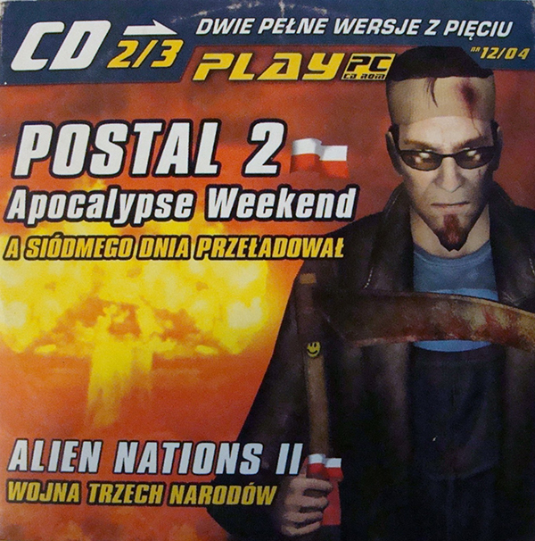 Postal²: Apocalypse Weekend