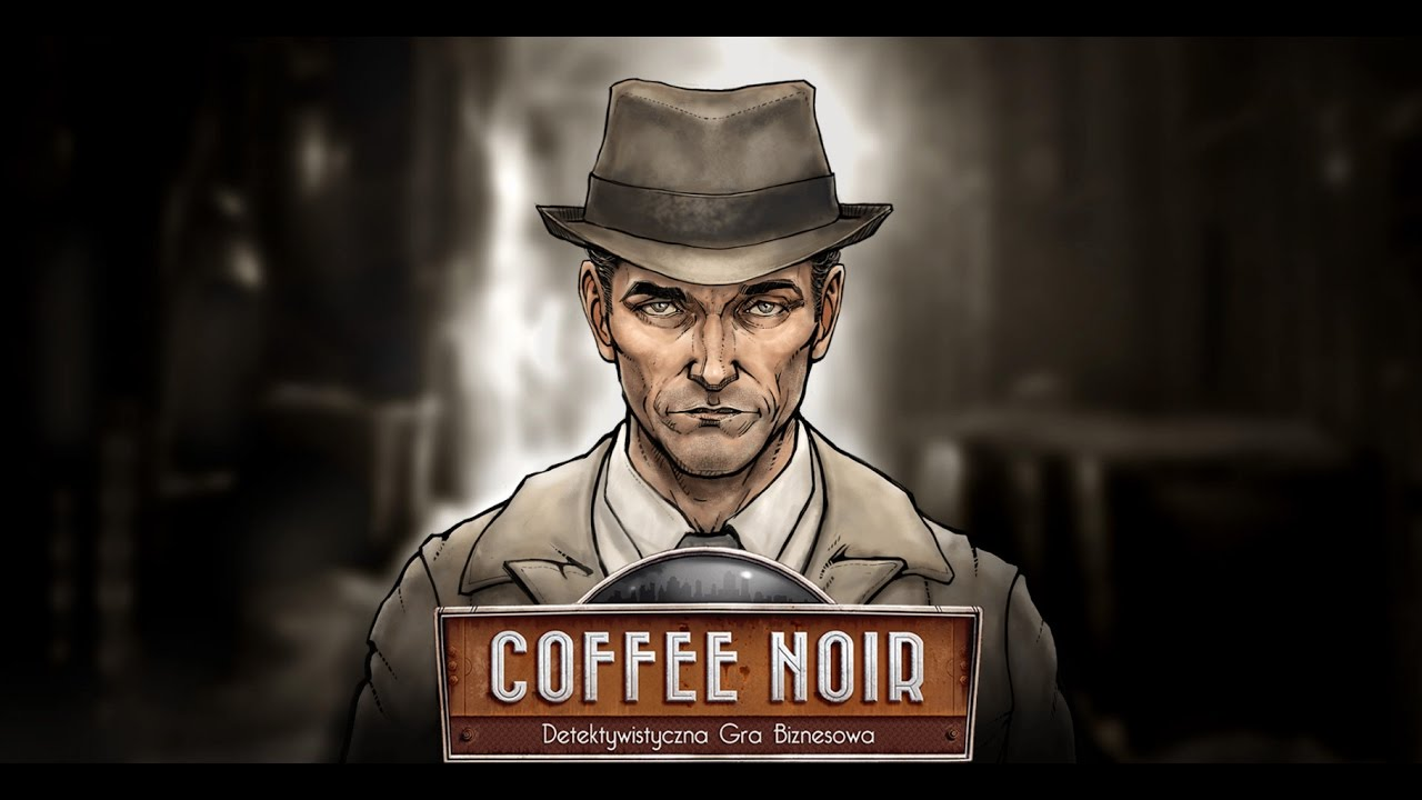 Coffee Noir: Business Detective Game