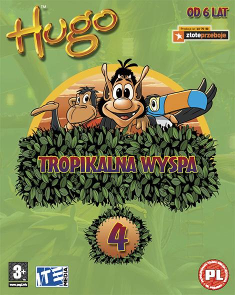 Hugo: Tropikalna wyspa 4