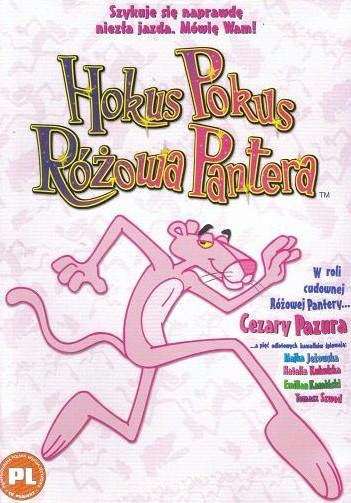 Hokus pokus Różowa Pantera