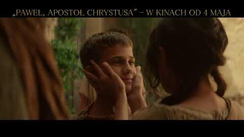 Paweł, apostoł Chrystusa (spot nr 1)