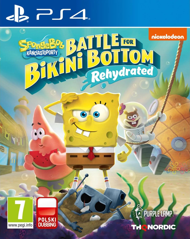 SpongeBob Kanciastoporty: Battle for Bikini Bottom – Rehydrated