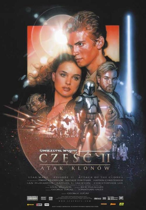 Gwiezdne wojny: Część II – Atak klonów