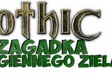 Gothic: Zagadka bagiennego ziela