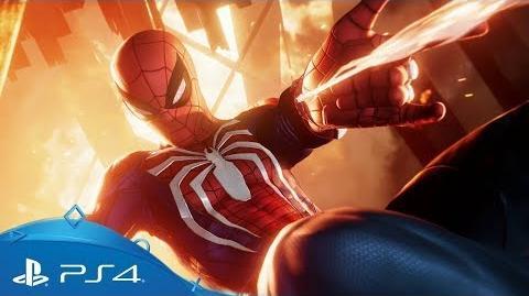 Marvel's Spider-Man (zwiastun)